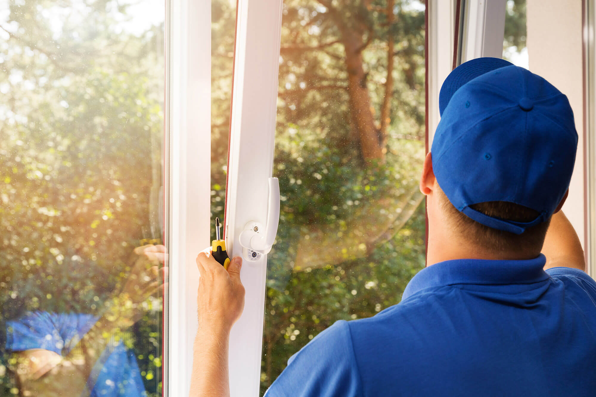 Installing new windows in home